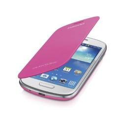 Flipové pouzdro Samsung Galaxy S3 mini - růžové