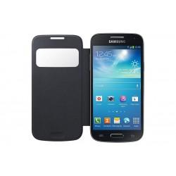 Flipové pouzdro S-view Samsung Galaxy S4 mini - černé