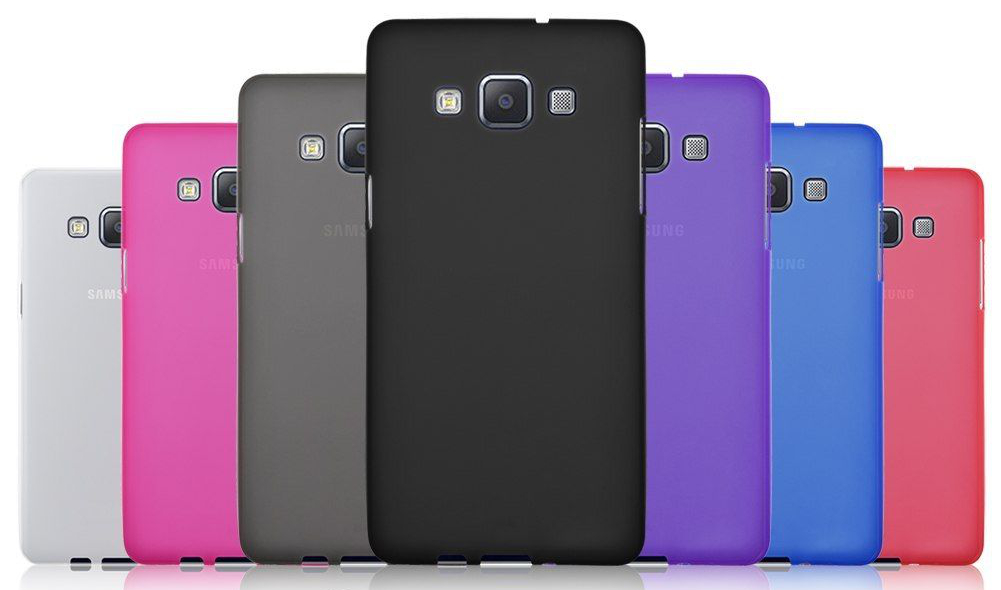 Ultratenký kryt Samsung Galaxy A7