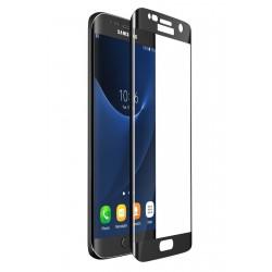 3D Tvrzené sklo pro Samsung Galaxy S7 Edge - černé