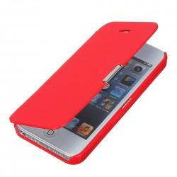 Flipové pouzdro Apple iPhone 4/4S - červené
