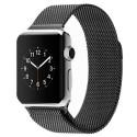 Řemínek pro Apple Watch 42mm magnetický - vesmírně šedý