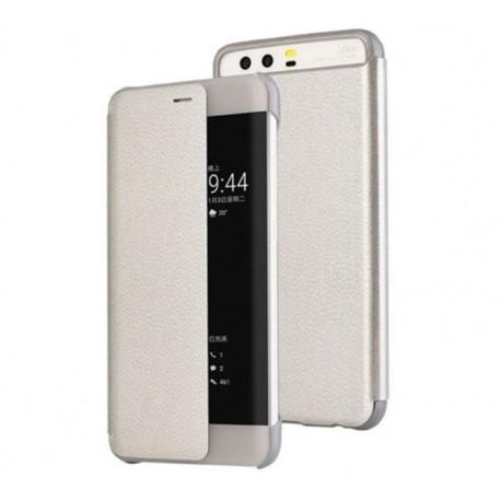 Kryt pro Huawei P10 Plus - Smart View Cover stříbrný