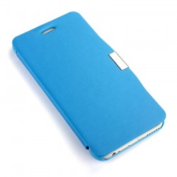 Flipové pouzdro Apple iPhone 6/6S Plus - modré
