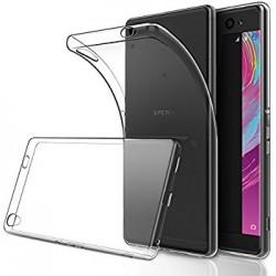 Silikonový kryt pro Sony Xperia XA - průhledný