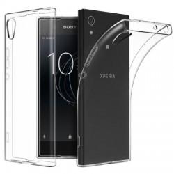 Silikonový kryt pro Sony Xperia L1 - průhledný