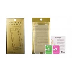 Tvrzené sklo Gold pro Apple iPhone 5/5s/SE