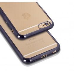 Silikonový kryt pro Apple iPhone 6/6S Plus - šedý