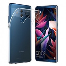 Silikonový kryt pro Huawei Mate 10 - průhledný