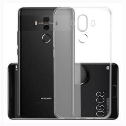 Silikonový kryt pro Huawei Mate 10 Pro - průhledný