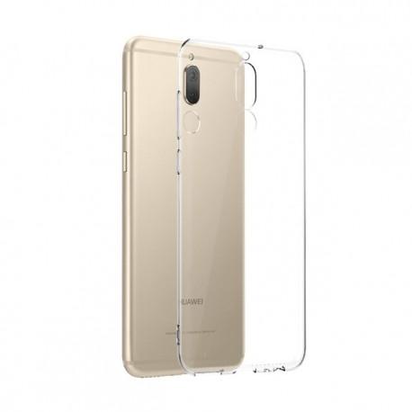 Silikonový kryt pro Huawei Mate 10 Lite - průhledný
