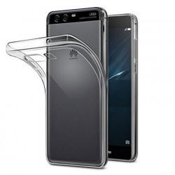 Silikonový kryt pro Huawei P10 Plus - průhledný