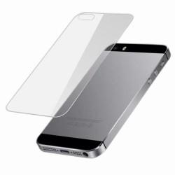 Zadní tvrzené sklo pro Apple iPhone 5/5S/SE