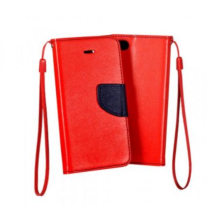 Fancy pouzdro pro Nokia 8 - červený