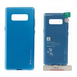 Pouzdro Goospery Mercury Jelly pro Samsung Galaxy Note 8 - světle modrý
