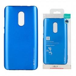 Pouzdro Goospery Mercury Jelly pro Xiaomi RedMi Note 4/4X - modrý