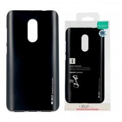 Pouzdro Goospery Mercury Jelly pro Xiaomi RedMi Note 4/4X - černý