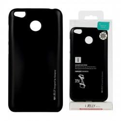 Pouzdro Goospery Mercury Jelly pro Xiaomi RedMi 4X - černý