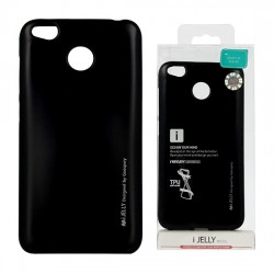 Pouzdro Goospery Mercury Jelly pro Samsung Galaxy Xcover 4 - černý