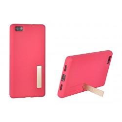 Kryt se stojánkem pro Apple iPhone 5/5S/SE - růžový