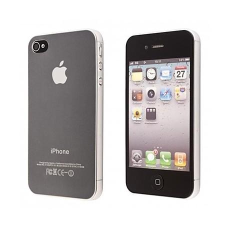 Ultratenký kryt Apple iPhone 4 / 4S šedý