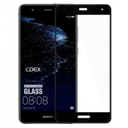 Full Cover tvrzené sklo pro Huawei P10 - černé