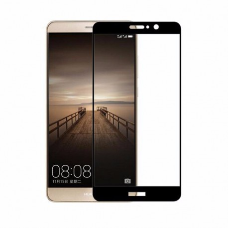 Full Cover tvrzené sklo pro Huawei P9 lite - černé