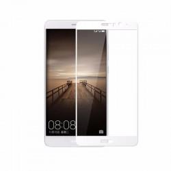 Full Cover tvrzené sklo pro Huawei P9 lite - bílé