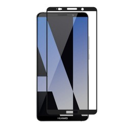 Full Cover trzené sklo pro Huawei Mate 10 Pro - černé