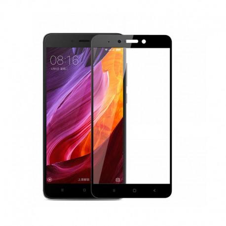 Full Cover tvrzené sklo pro Xiaomi RedMi Note 5A - černé