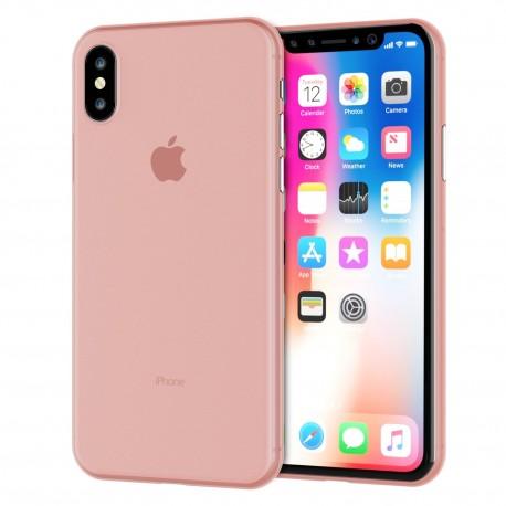 Kryt Apple iPhone X / Xs - oranžový