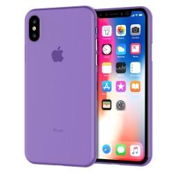 Kryt Apple iPhone X / Xs - fialový