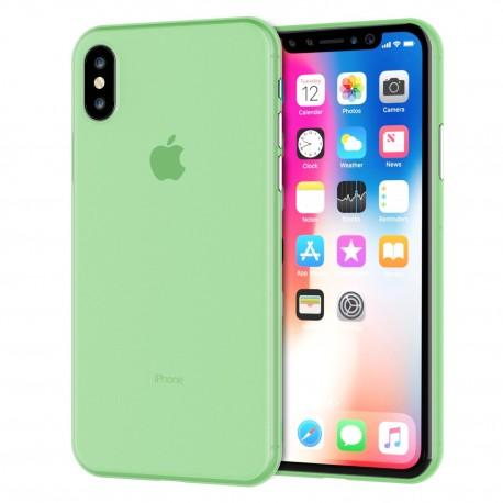Kryt Apple iPhone X / Xs - zelený