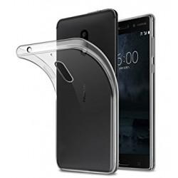 Silikonový kryt pro Nokia 2 - průhledný
