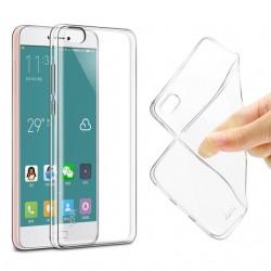 Silikonový kryt pro Xiaomi Mi 5C - průhledný