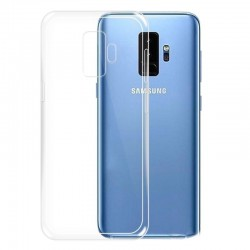 Silikonový kryt pro Samsung Galaxy S9 - průhledný