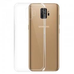 Silikonový kryt pro Samsung Galaxy S9 Plus - průhledný