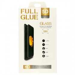 5D Tvrzené sklo pro Apple iPhone X / Xs - čiré