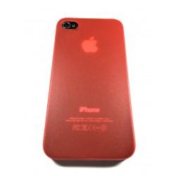 Kryt Apple iPhone 4 / 4S červený