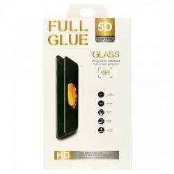 5D Tvrzené sklo pro Apple iPhone X - černé