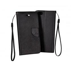 Fancy pouzdro pro LG Q6 - černý