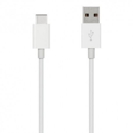 Kabel Micro USB-C (3 metry) bílý
