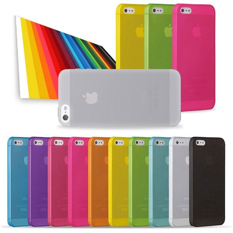 ... Ultratenký kryt Apple iPhone 5 5S SE modrý ... 6f40b35a5ff