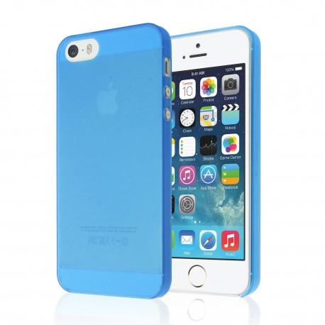 Ultratenký kryt Apple iPhone 5/5S/SE modrý