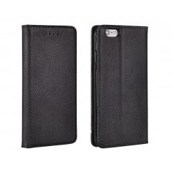 Flipové pouzdro Smart Magnet pro Nokia 7 Plus- černé