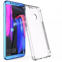 Silikonový kryt pro Huawei Y6 (2018) / Y6 Prime (2018)  - průhledný