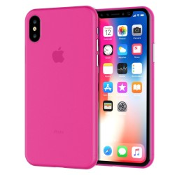 Kryt Apple iPhone X / Xs - růžový