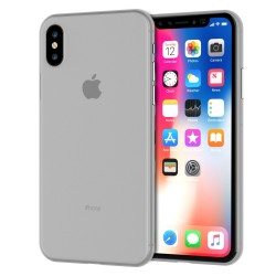 Kryt Apple iPhone Xs Max - šedý