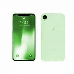 Kryt Apple iPhone Xr - zelený