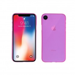 Kryt Apple iPhone Xr - fialový